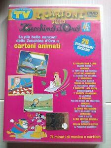 I CARTONI DELLO ZECCHINO D'ORO - DVD