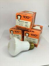 Vintage SPLENDOR 100W 125-130V Opalescent Bulb - New Old Stock