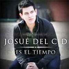 Es El Tiempo By Josue Del Cid CD Musica Cristiana NEW