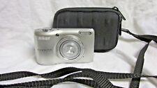 Nikon COOLPIX L26 16.1MP Digital Camera - Silver w/ Case