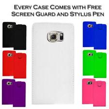 Fundas y carcasas lisos Para Samsung Galaxy S7 edge de piel sintética para teléfonos móviles y PDAs