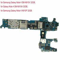Main Motherboard for Samsung Galaxy Note 4 SM-N910V SM-N910A N910P 32GB Unlocked