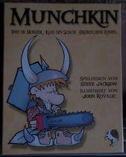 Munchkin Pegasus Spiele 168 Karten Steve Jackson Games Ausgabenjahr 2005