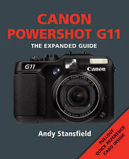 Canon Powershot G11 (Expanded Guide), Andy Stansfield, New Book