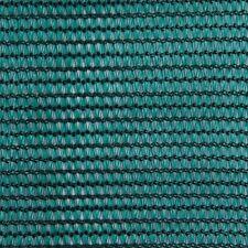 Rally Shadecloth Scaffold Fencing Mesh  70%  Green 1830mm x 50M