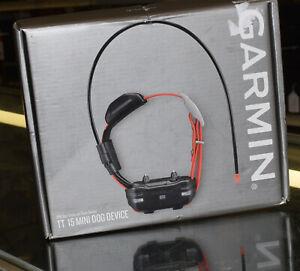 Garmin TT 15 Mini GPS Dog Tracking and Training Collar