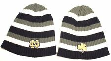 Notre Dame Fighting Irish Knit Multi Stripe Beanie