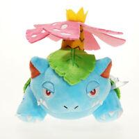 Lovely Pokemon Center Soft Venusaur Plush Stuffed Doll Toy 6 Inch Kids Gift Toy