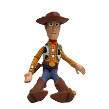 """Woody Toy Story """"Snake in my boot"""" Pull String Talking doll toy Thinkway Toys"""