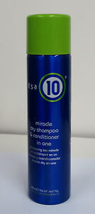 It's a 10 Miracle Super Dry Shampoo & Conditioner in One 6 oz (dented)