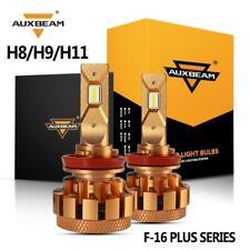 New listing Auxbeam H9 H8 H11 70W 7000Lm Led Headlight Hi/Lo Bulb Fog Kit Decoder Replace