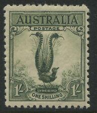 Australia 1932 1/ Lyrebird unmounted mint NH