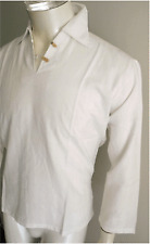 NWT-V-shape,with button,l/s cotton Kurta size M