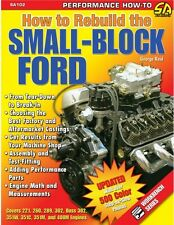 How to Rebuild the Small-Block Ford 302 351 400 ENGINE WORKSHOP REPAIR MANUAL