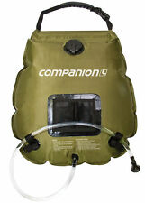 Companion 20l Solar Shower Outdoor Camping Portable - COMP489