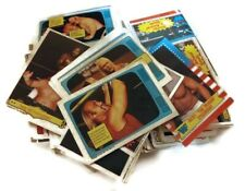 Huge Lot of 133 1985 WWF Trading Cards, Scarce, Ships Quick