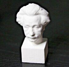 Albert Einstein Bust Statue physicien sculpture replica reproduciton 89.3 mm nouveau