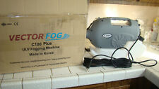 Vectorfog C100 Plus - 110V ULV Electric Cold Fogger disinfecting, with manual