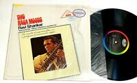 Two Raga Mood by Ravi Shankar LP In Shrink sitar India Nm