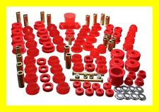 ENERGY Suspension 88-91 HONDA CIVIC CRX Poly Polyurethane Complete Bushing Kit