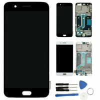 LCD Display Digitizer Touch Screen Assembly Accessories For OnePlus 5 Five A5000