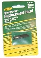 Fletcher Scoremaster Narrow Replacement Head Glass Cutter