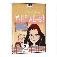 Allo Allo - The Complete Series Two (DVD, 2005, 2-Disc Set) NEW Free Shipping