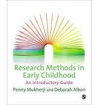 Research Methods in Early Childhood: An Introductory Guide-ExLibrary