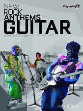 New Rock Anthems: (Guitar Tab) by Faber Music Ltd (Paperback, 2006)