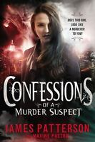 Confessions of a Murder Suspect  (ExLib) by James Patterson; Maxine Paetro