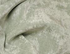 Clarke&Clarke Castilla Upholstery Weight Silvery Aqua Chenille Fabric-13+YDS