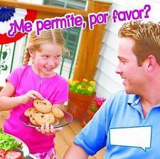Me permite, por favor? / May I Please? (El Pequeno Mundo De Las Habilidades