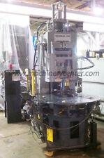 125 Ton Newbury Rotary Injection Molding Machine '90