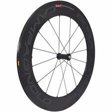 Carbon Fibre Tubular Bicycle Front Wheels