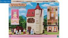 Sylvanian Families 5400 Schlossvilla Red Roof Tower Home Villa Epoch Neu OVP