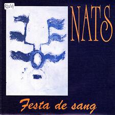 """NATS - FESTA DE SANG SINGLE 7"""" SPAIN 1992 GOOD CONDITION"""