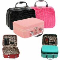 Makeup Brushes Case Cosmetic Travel Pouch Organizer Storage Portable Women Purse