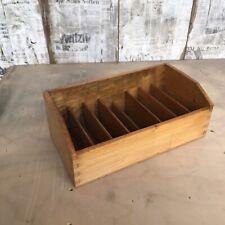 Regletten Linien Quadraten Kasten Bleisatz Buchdruck Letterpress Holzkasten