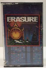 Erasure Crackers International Cassette Tape 4-25904