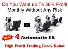 4 Automatic EA  - High Profit Trading Forex Robot