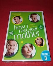 Coffret DVD How I Met Your Mother Saison 3