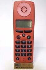 Siemens Gigaset 2000c comfort parte mobile ROSSO RARO!!!
