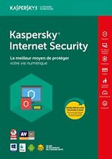 Kaspersky Internet Security 2018 5 postes 1 An