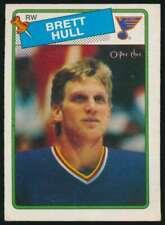 1988-89 O-Pee-Chee Brett Hull RC #66