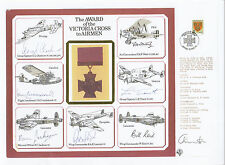 DM3c Large Cover Special Signed by 7 Victoria Cross Holders