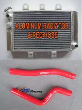 ALUMINUM RADIATOR + HOSE ATV POLARIS PREDATOR 500 2003-07 06 2007 2006 2005 2004