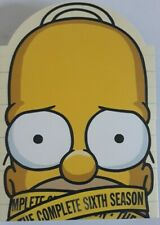 the Simpsons complete 6th season DVD collector's Edition