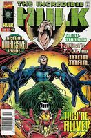 The Incredible Hulk Comic Issue 450 Modern Age First Print 1997 Marvel