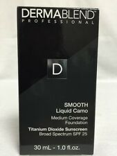 Dermablend Professional Smooth Liquid Camo Foundation Cinnamon 1 Oz - SPF 25