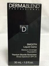 Dermablend Professional Smooth Liquid Camo Foundation Cream 1 Oz - SPF 25